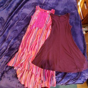 Dress Bundle Girls, Sz 10-12 Xhilaration&Papermoon